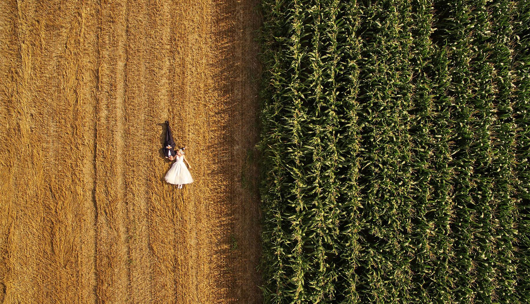 zdjęcia z drona, fotograf rustykalny, fotograf glamur